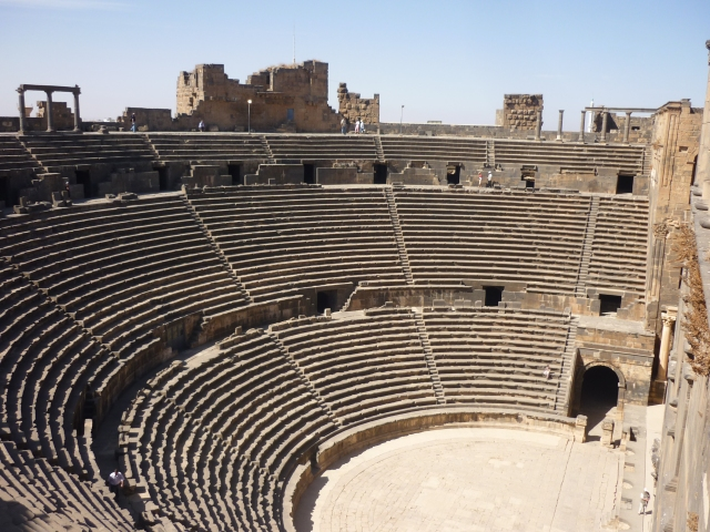 The Wembley Stadium of Roman Syria